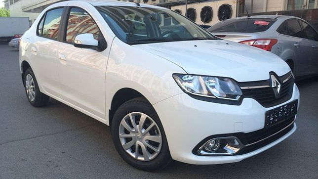 Аренда авто Renault logan 3000 грн неделя