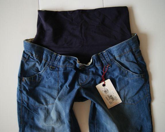 Roz. 29/34 31/32 M L XL mama licious nowe ciążowe spodnie jeans