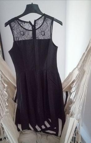 Mała czarna sukienka mohito r. 36