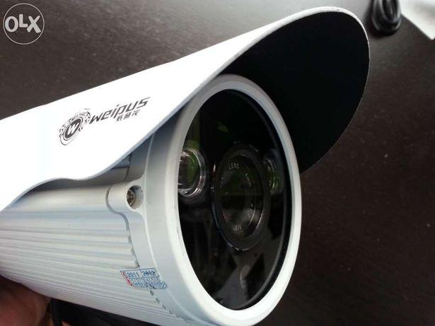 Câmera camara video vigilancia cctv topo de gama com sensor sony 1/3