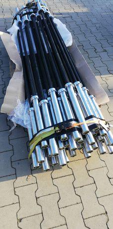 Sztanga Gryf olimpijski 220cm fi 50 20kg max 400kg