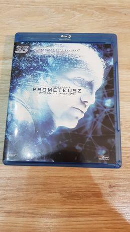 Prometeusz 3D / 2D PL 2x Blue Ray