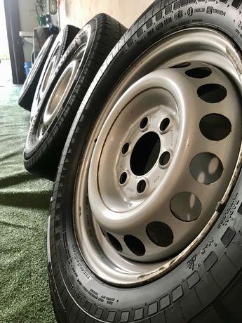 Felgi/Opony Mercedes Sprinter Vw Crafter  16cali, 6x130, 6 1/2x16 H2