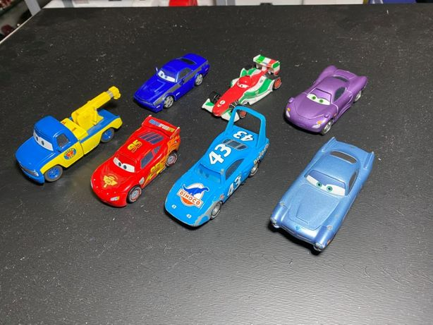 CARS lote 7 carros