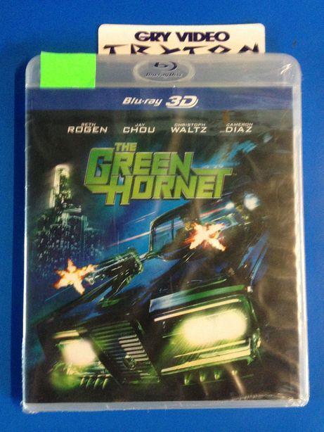 The Green Hornet PL Film BLU-RAY 3D