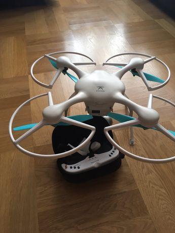 Квадрокоптер дрон Ehang GhostDrone 2.0 VR + FPV очки+ 4к cam iOS white