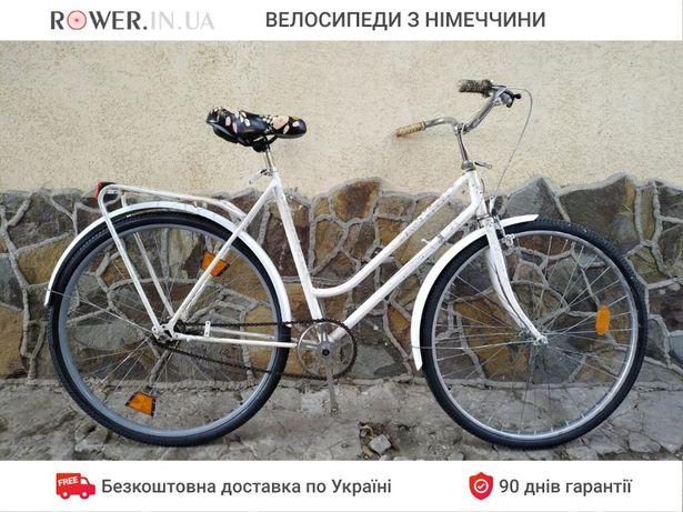 Дорожній велосипед з планетарною втулкою на 3 швидкості Senator 28 R6