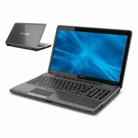 Toshiba Satellite P755 Serie Core™ i7-2630QM NVIDIA® GeForce™ GT (2GB)