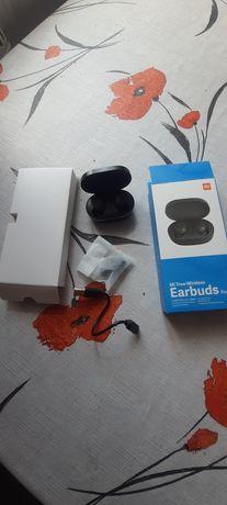 Sluchawki xiaomi earbuds bluetooth.
