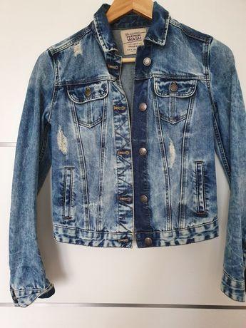 Zara jeansowa kurtka Premium Wasi XS/S
