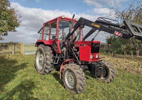 Трактор МТЗ 82 1995