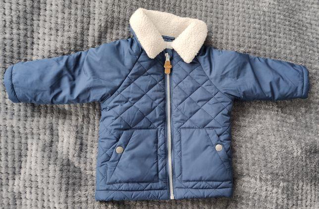 Zimowa kurtka dla chłopca