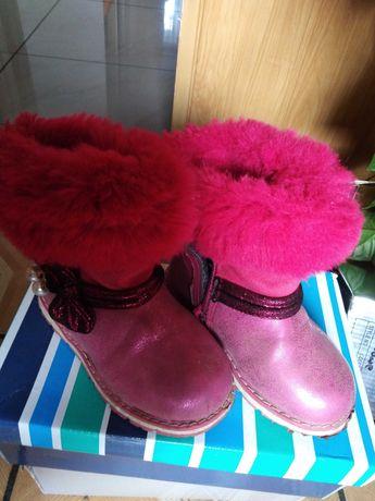 Sprzedam buty zimowe roz 25