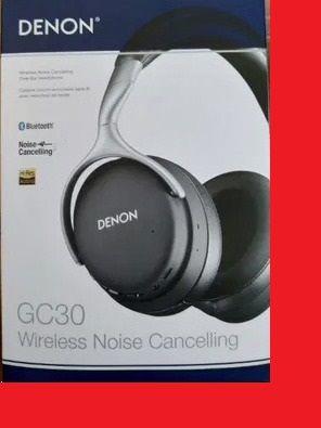 NOWE - Słuchawki Bluetooth ANC Denon AH-GC30 AH-GC25 AH-GC20