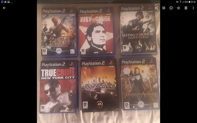 Gry na PS2-24 sztuki !