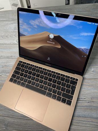 MacBook Air 2018 256gb gold MREF2 EmojieStore 780$ гарантия рассрочка
