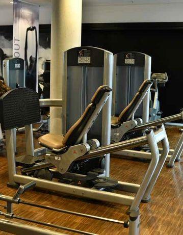 Zestaw 46 urządzeń Life Fitness/maszyny/orbitreki/bieżnie/ławki