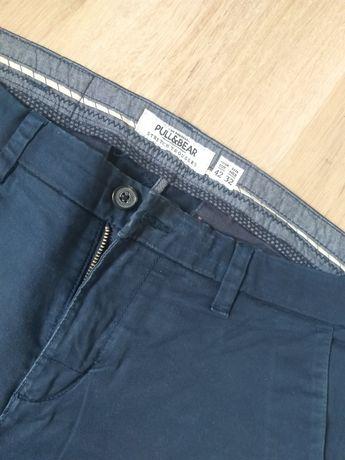 Spodnie casualowe pull&bear