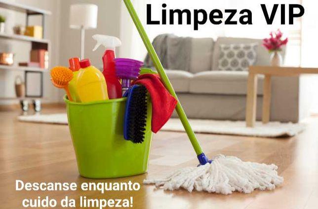 Limpeza com rapidez e excelência!! Morada/ escritório/ lojas