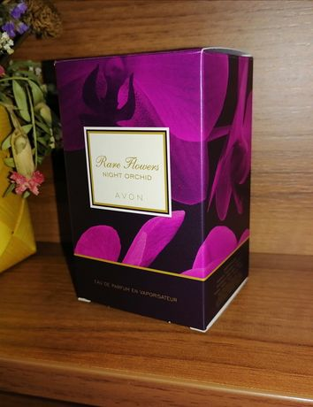 Avon woda perfumowana Rare Flowers Night Orchid