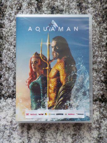 Aquaman dvd nówka