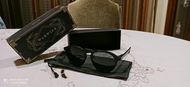 Óculos pretos Matt Hawkers