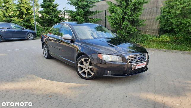 Volvo S80 2.5T 200KM Serwis Oryginał 220Tkm Przepiękne!!! Gwarancja 15mieś!!