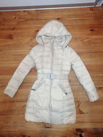 Benetton kurtka płaszcz XS-S