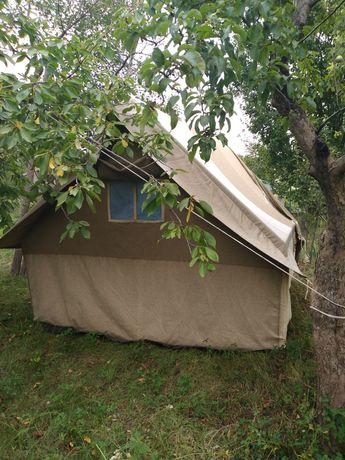 Продам: палатка бризентовая