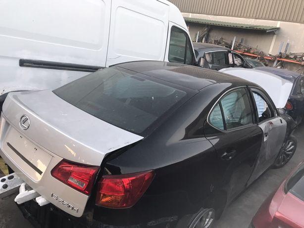 Lexus is220d para peças