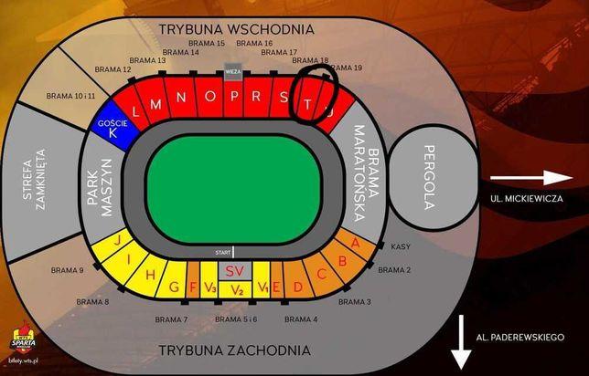2 bilety SGP Wrocław 31.07.2021 (sobota)