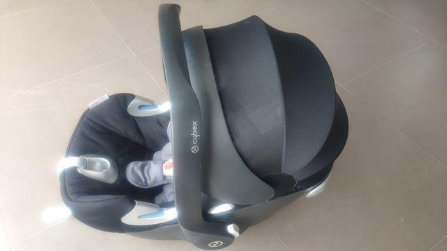 Cadeira Auto, cybex Aton Q+ Base de Isofix