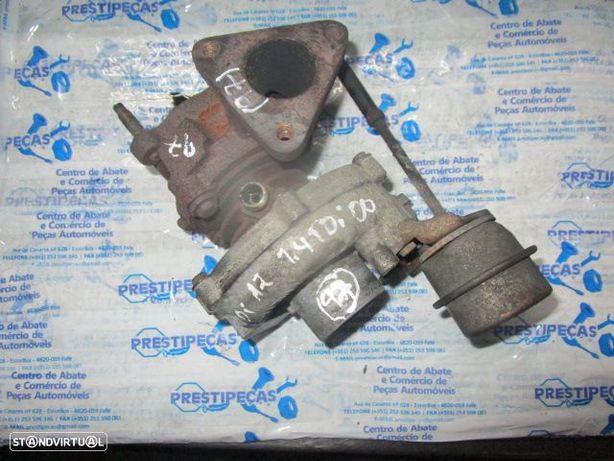 Turbo GT15 G54045145701 AUDI / A2 / 2000 / 1.4 TDI / DIESEL / 75 CV /