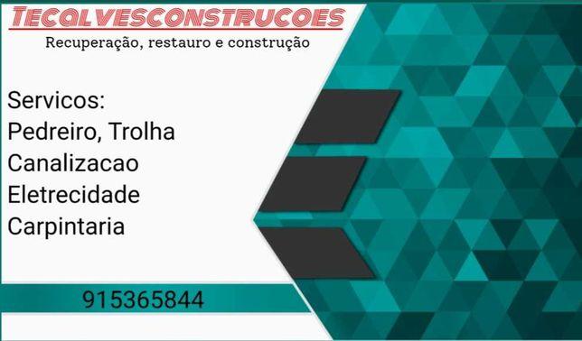 Reconstrucao/remodelacao