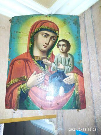 Продам икону старинную.
