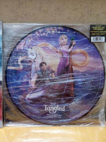 Рапунцель виниловая пластинка Tangled Disney Дисней винил Холодное