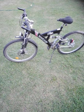 Rower ~ Bocas~ amortyzator + sprezyna