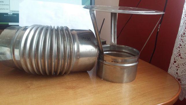 Daszek kominowy nasadka kwasówka 130mm