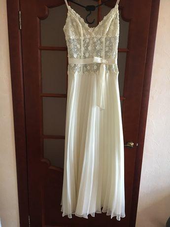 Свадебное платье(Вечернее)