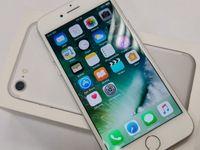 Dla konesera modelu! Iphone 7 32GB/ Silver/ Bateria 100% oryginał!