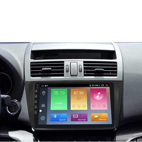 Mazda 6 Radio Android com  GPS Bluetooth Carplay wifi ecra