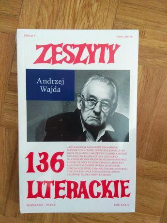 Zeszyty literackie 136 Andrzej Wajda
