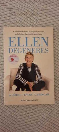 A sério...estou a brincar, Ellen DeGeneres