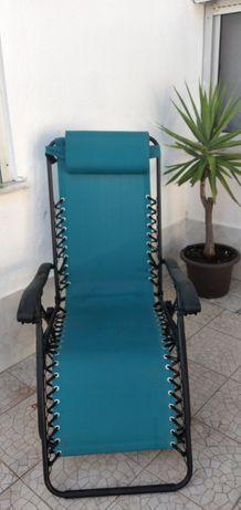 Espreguiçadeira / Cadeira
