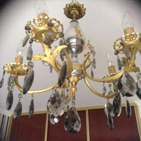 Candeeiro do séc XVIII