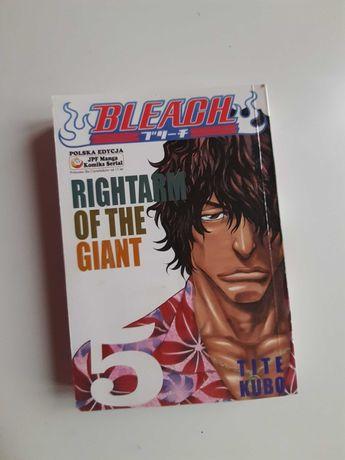 Manga Bleach tom 5