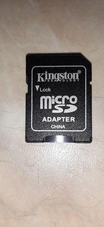 Адаптер для карты памяти Kingston.