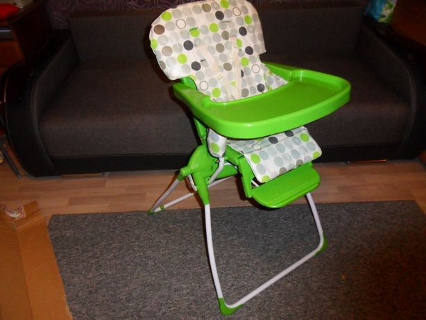 Krzesełko do karmienia Caretero Practico
