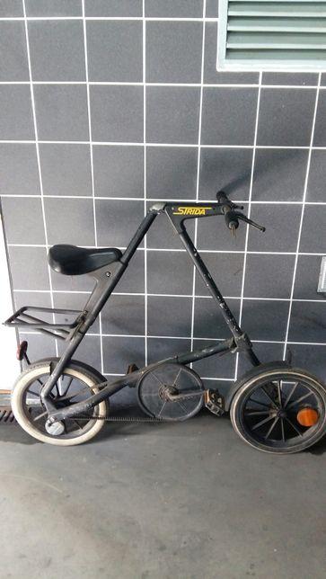 Bicicleta Strida anos 80