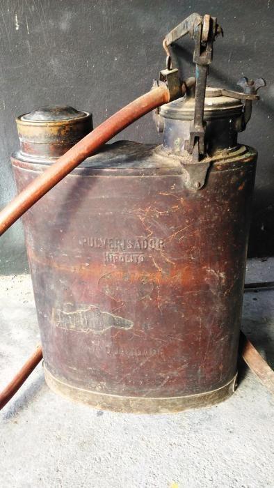 Vendo pulverizadors maquinas de sulfatar de várias marcas.